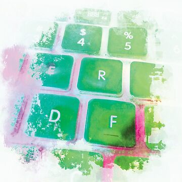 Magic Keyboard - Lime by studiolabeleven