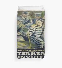 Vintage poster - Convict 13 Duvet Cover