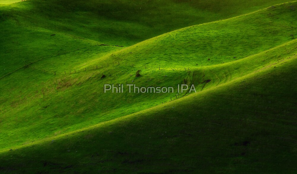 """Green Hills"" by Phil Thomson IPA"