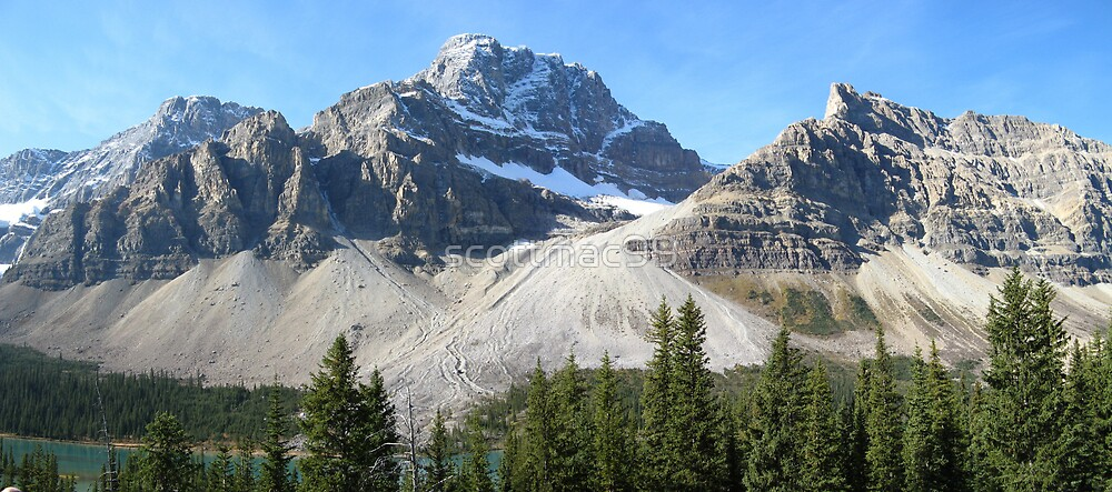 Icefields Parkway - Canada: September 2008 by scottmac99