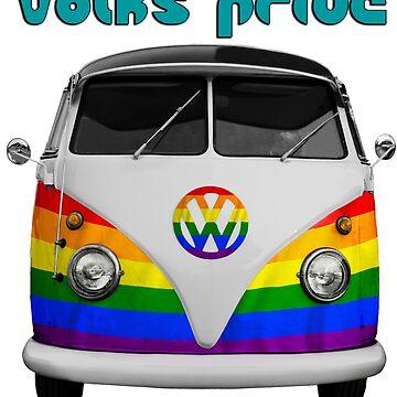 Volks pride kombi T1 by benbdprod