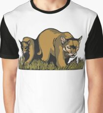 mountain lions Graphic T-Shirt