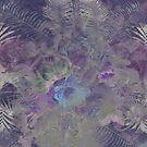 Purple Jungle by GlitterandDecay