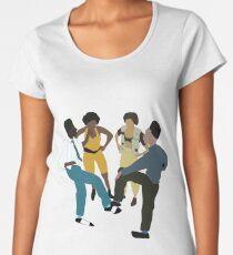 It's A House Party!  Women's Premium T-Shirt