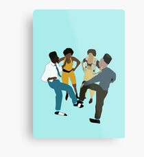 It's A House Party!  Metal Print