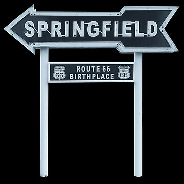 Springfield Sign by befehr