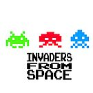 Invaders from Space by 454autoart