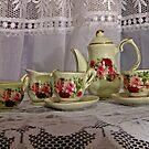 Afternoon Tea by Linda Miller Gesualdo