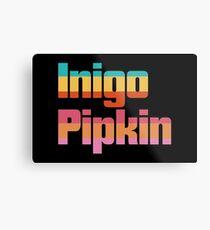 NDVH Pipkins 1973 - Inigo Pipkin Metal Print