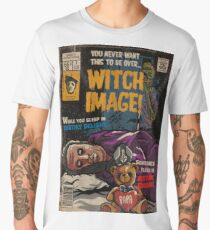 Witch Image - Ghost Comic Series Men's Premium T-Shirt