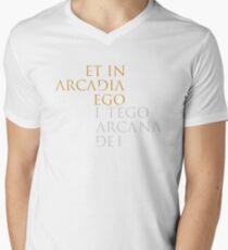 I Tego Arcana Dei Men's V-Neck T-Shirt