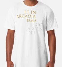 I Tego Arcana Dei Long T-Shirt