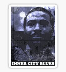 Marvin Gaye - Inner City Blues Sticker