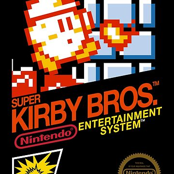 Super Kirby Bros for the NES by KirbyKoolAid