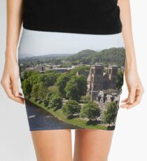 Inverness seen from a Castle Mini Skirt