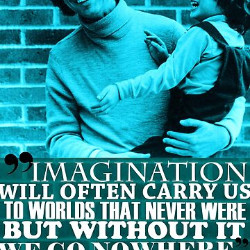 Carl Sagan Inspirational Quote  2 by pahleeloola