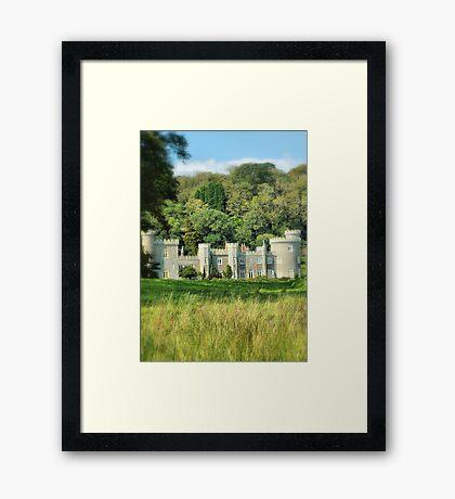 Caerhays Castle Framed Print