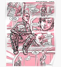 Mass Effect - Pirates Poster