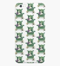Westie on Topiary Wingback iPhone 6s Plus Case