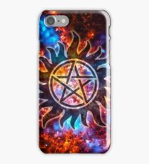 Supernatural Cosmos iPhone Case/Skin