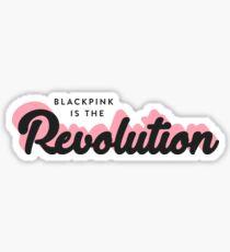 Pegatina BLACKPINK ES LA REVOLUCION