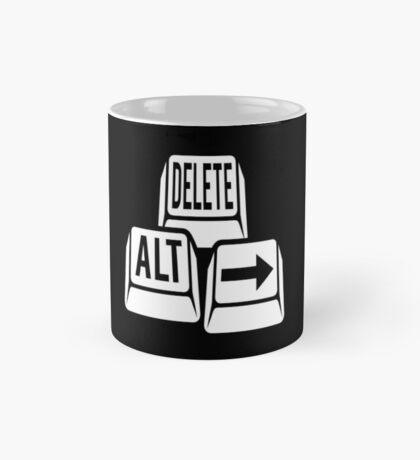 Delete Alt Right Mug