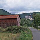Saint-Bertrand-de-Comminges by WatscapePhoto