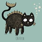 Cat Fish by djrbennett