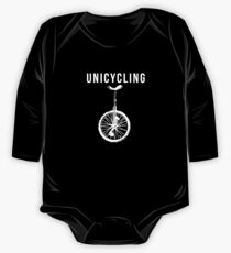Unicycle T-Shirt & Gift One Piece - Long Sleeve