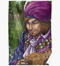 Dandelion in a Meadow Poster