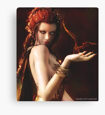 Melisandre (The Red Woman) Canvas Print
