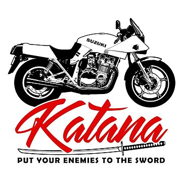 Katana - Put Your Enemies to the Sword by limey57