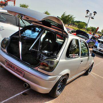 Silver Mk5 Fiesta by ViczS