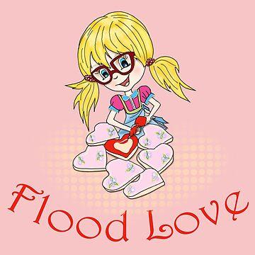 Flood Love  by CatTail