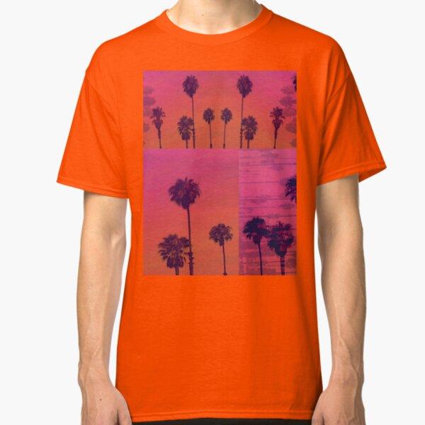 Santa Monica Palms Patch Classic T-Shirt