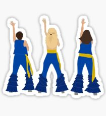 Donna and the Dynamos - Mamma Mia Here We Go Again Sticker