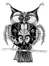 Owlexander by Jenny Wood