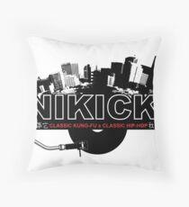 CAN I KICK IT? - City Throw Pillow