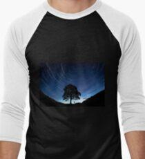 Sonnenwende-Trails Baseballshirt mit 3/4-Arm