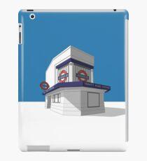 Trinity Road (Tooting Bec) iPad Case/Skin