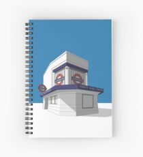 Trinity Road (Tooting Bec) Spiral Notebook
