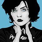 Women of Punk - Debbie Harry (v2) by danellemichaud