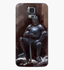 Sir Sitsalot the seated knight Case/Skin for Samsung Galaxy