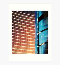 Americana • Las Vegas • The Wynn Hotel Art Print