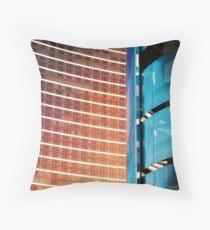 Americana • Las Vegas • The Wynn Hotel Throw Pillow