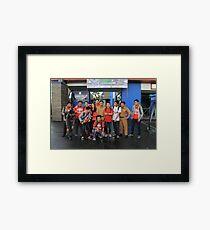 FOTO Framed Print