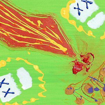 When Lightning Strike! by sketchone