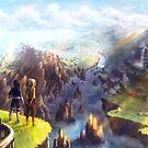 Overworld by OlgaAndreyeva