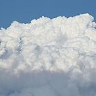 Pyroclastic Clouds From The King Fire by Laura Puglia