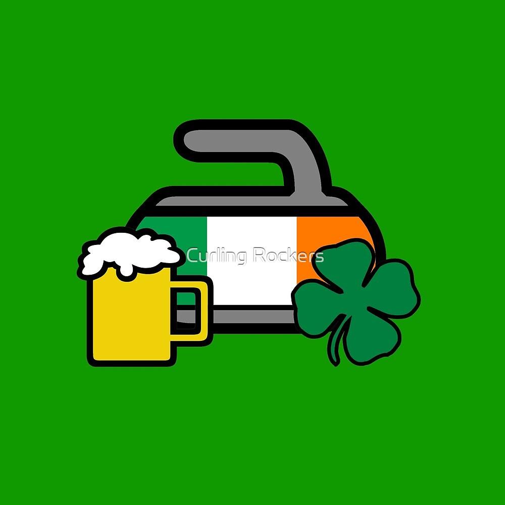 Irish On The Rocks! - Curling Rockers by Curling Rockers